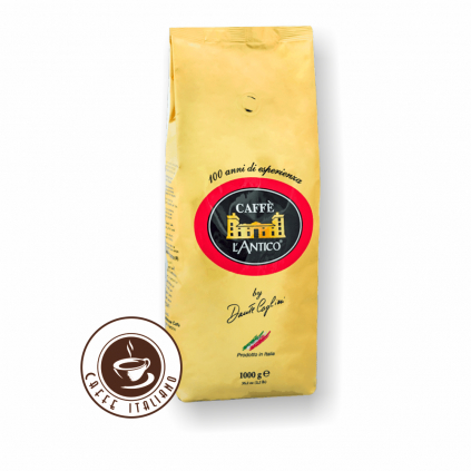 L'Antico Oro 1kg zrnková káva