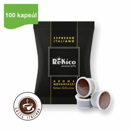 Rekico kávové kapsule point AROMA96 GRAN SELEZIONE 100ks