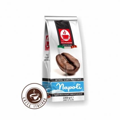 Zrnková káva Bonini Napoli 1kg