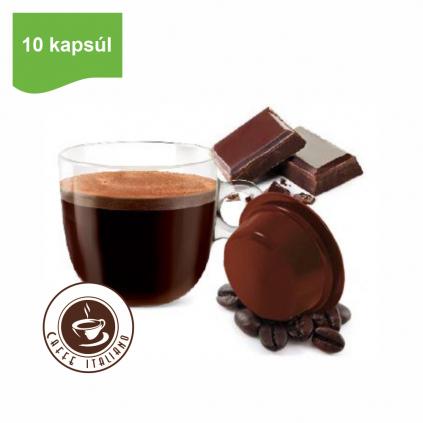 Kapsule Lavazza® A Modo Mio® Bonini Čokoláda 10 ks