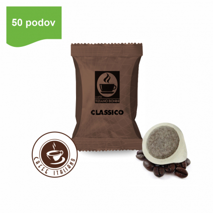 Bonini Classico E.S.E. kávové pody 50ks