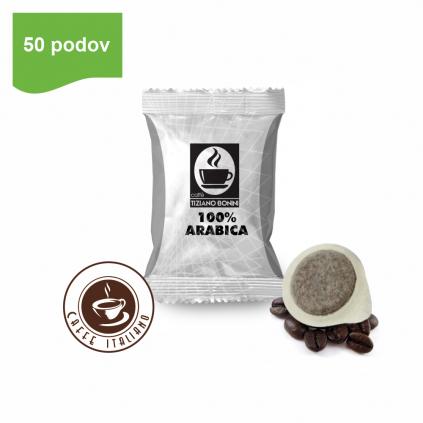 Bonini Arabica E.S.E. kávové pody 50ks
