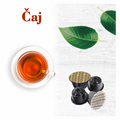 Foodness zdravé nápoje - Čaj
