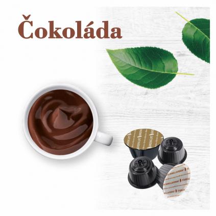 Foodness zdravé nápoje - Čokoláda