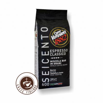 Vergnano Classico 600 zrnková káva 1kg