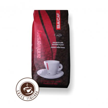 Saicaf Anniversary Rosso zrnková káva 1kg