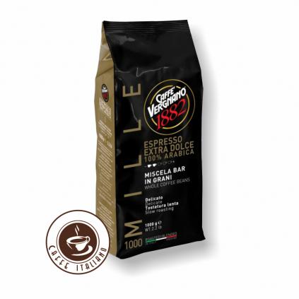 Vergnano Espresso Extra Dolce 1kg