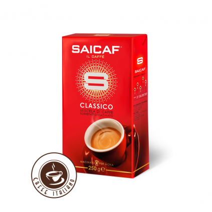 Saicaf Classico mletá káva 250g