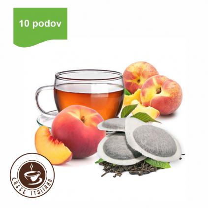 Bonini E.S.E. pody Broskyňový čaj 10ks