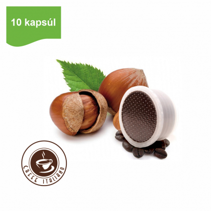 Espresso Point® Bonini Oriešok (káva +1,2% oriešková aróma) 10ks