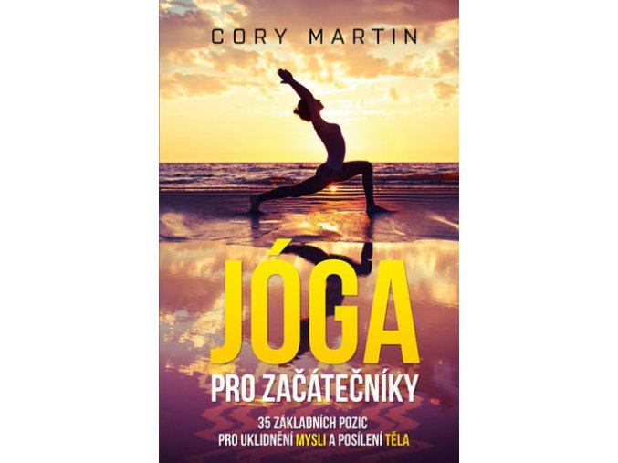 joga pro zacatecniky 35 zakladnich pozic pro uklidneni mysli a posileni tela