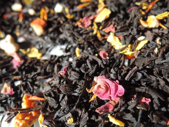 Slunce Pacifiku černý čaj