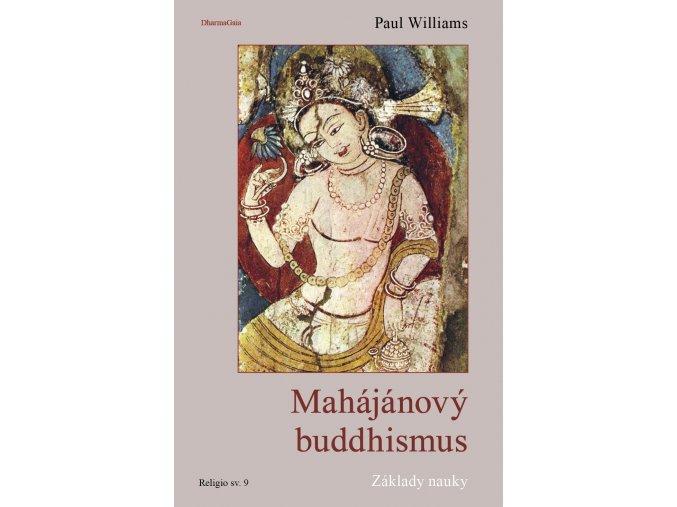 Mahajanovy buddhismus obalka
