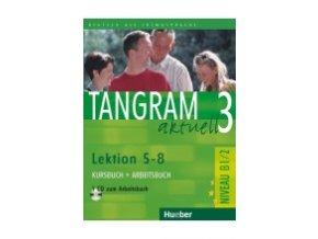tangram aktuell 3 kursbuch + arbeitsbuch