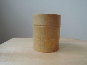 bambusová dóza na čaj 100ml
