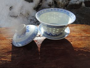 porcelán gaiwan