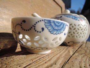 porcelánový set