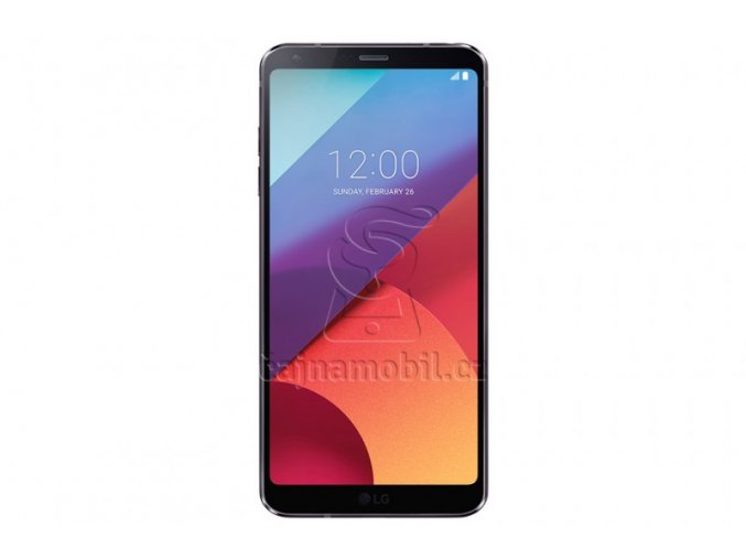LG G6 H870 32GB Single SIM, černý