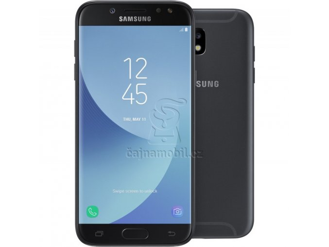 Samsung Galaxy J5 2017 J530F Single SIM, černý