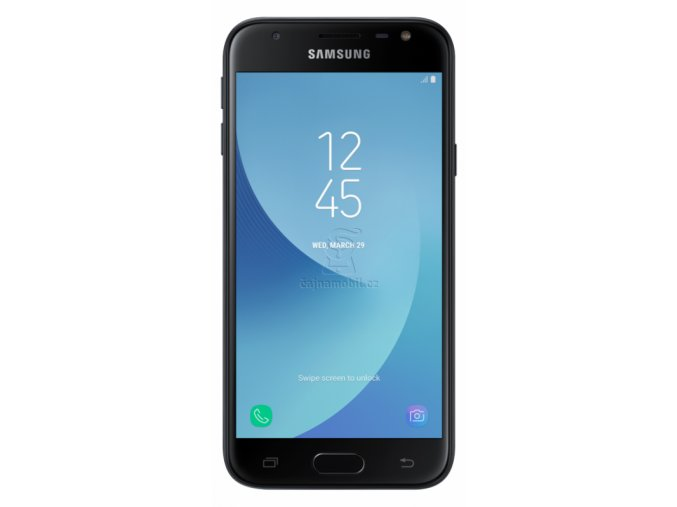 Samsung Galaxy J3 J330 2017 Single SIM, černý