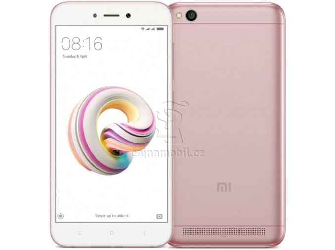 Xiaomi Redmi 5A 2GB/16GB Global, růžový