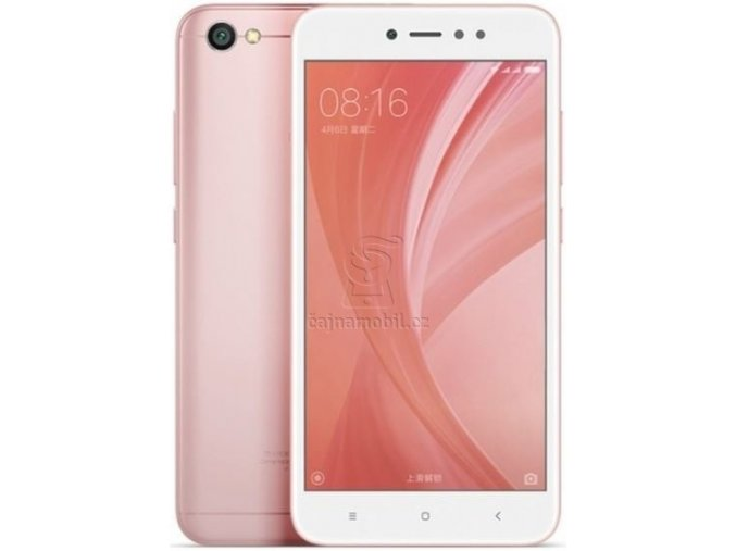 Xiaomi Redmi Note 5A Prime 3GB/32GB Global, růžový