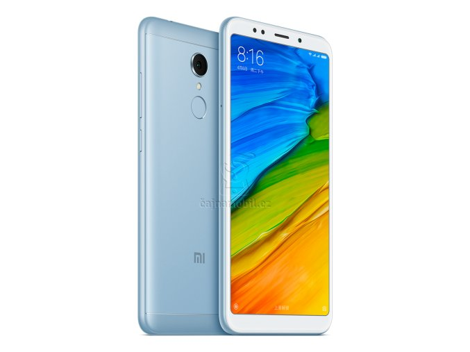 Xiaomi Redmi 5 32GB Global, modrý