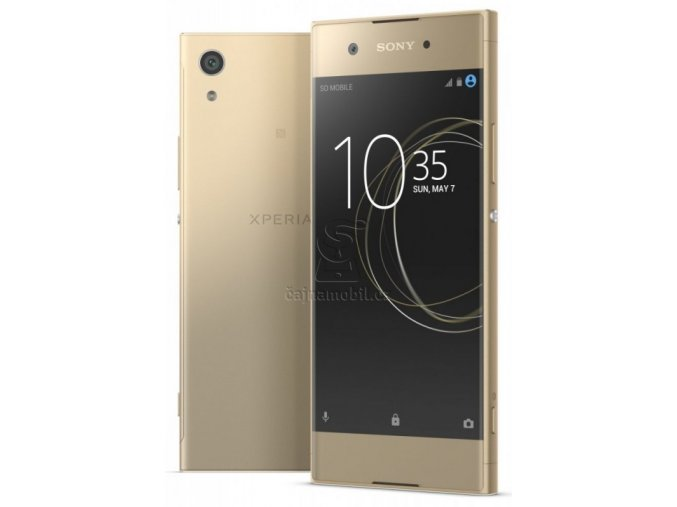 Sony Xperia XA1 Single Sim, zlatý