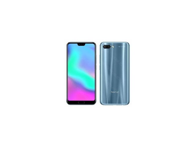 Honor 10 4GB 64GB Dual SIM, šedý