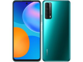 Huawei P Smart 2021 128 GB, zelený