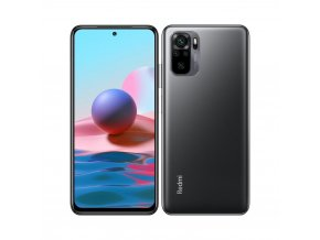 Xiaomi Redmi Note 10 4GB64GB, šedý