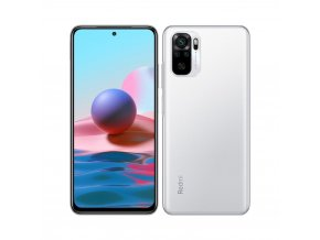 Xiaomi Redmi Note 10 4GB64GB, bílý