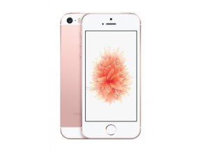 Apple iPhone SE 128 GB, růžový