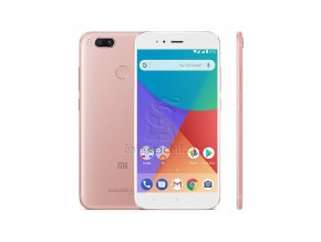 Xiaomi Mi A1 4GB/64GB Global, růžový