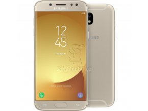 Samsung Galaxy J5 2017 J530F Single SIM, zlatý