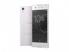 Sony Xperia XA1 Single Sim, bílý