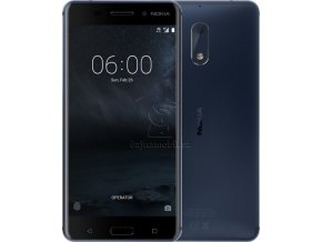 Nokia 6 Single SIM, Modrá
