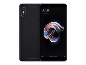 Xiaomi Redmi Note 5 4GB64GB Global, černý