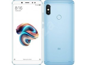 Xiaomi Redmi Note 5 4GB64GB Global, modrý