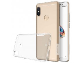 nillkin nature tpu pouzdro transparent pro xiaomi redmi note 5 global i294955