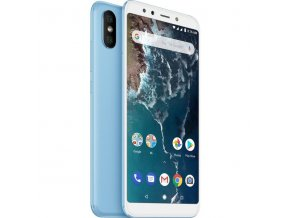 Xiaomi Mi A2 4GB64GB Global, modrý