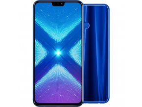 Honor 8X 4GB 64GB Dual SIM, modrý