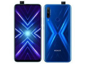 Honor 9X 4GB128GB Dual SIM, modrý