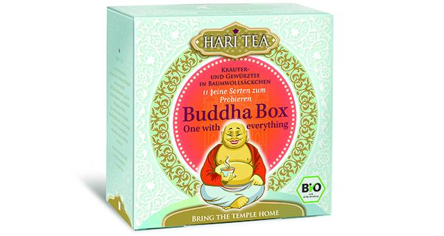 Hari Tea - Když chcete vyzkoušet opravdový čaj bez aditiv