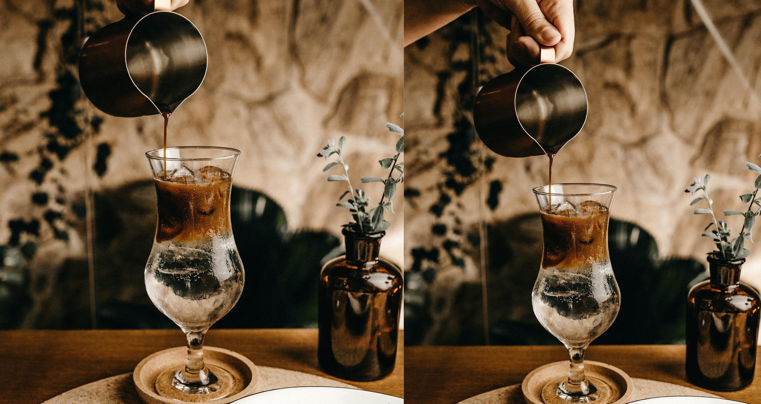 Espresso Tonic - Osvěžující bomba, která nakopne