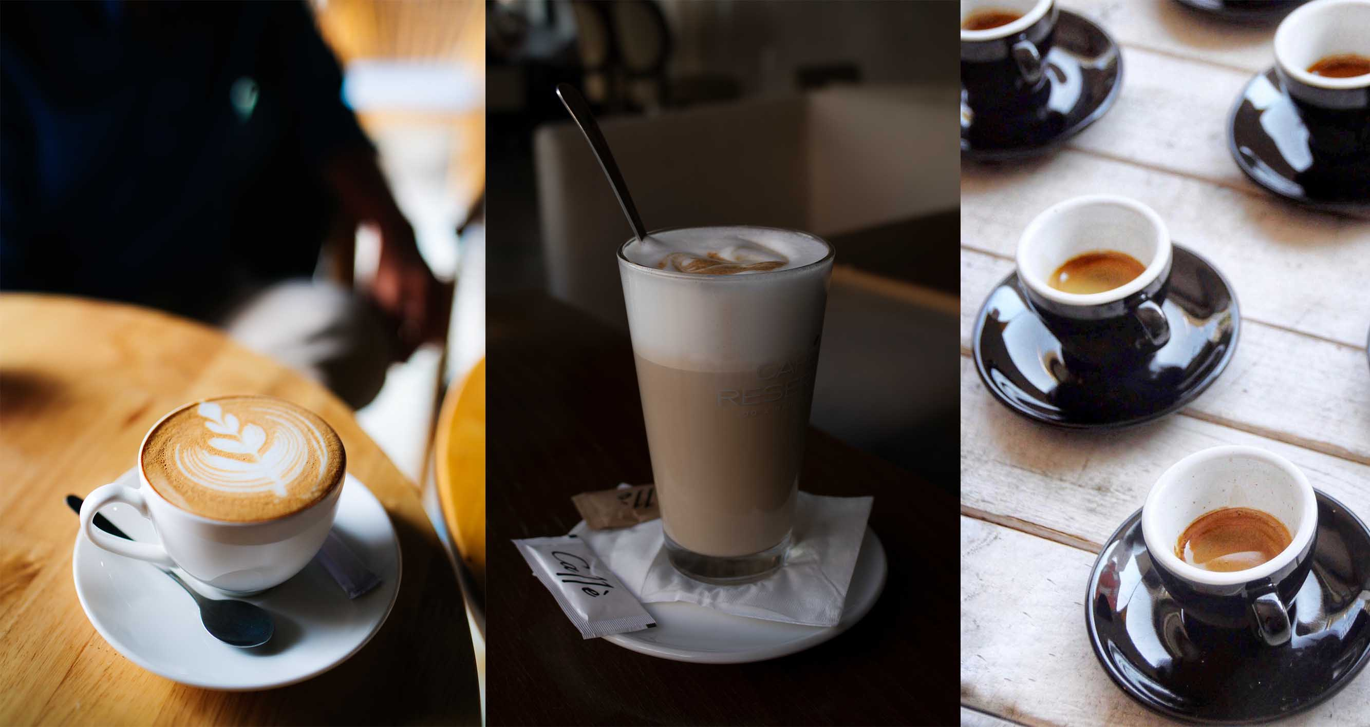 Jaké kávy si můžete dopřát v kavárně. Znáte rozdíly?