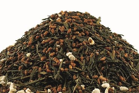 Japonské zelené čaje