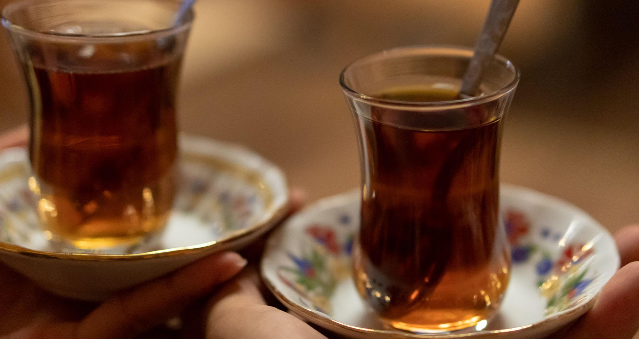Arabský mátový čaj - Vůně orientu u vás doma