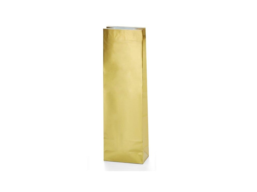 Třívrstvý zlatý sáček_Čajová zahrada