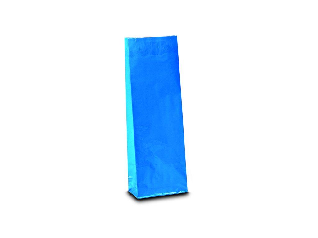 Třívrstvý světle modrý sáček_Čajová zahrada